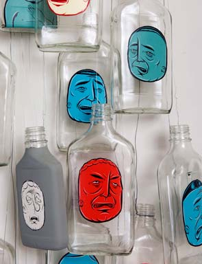 First ever mid-career survey of groundbreaking artist Barry McGee opens at Berkeley Art Museum